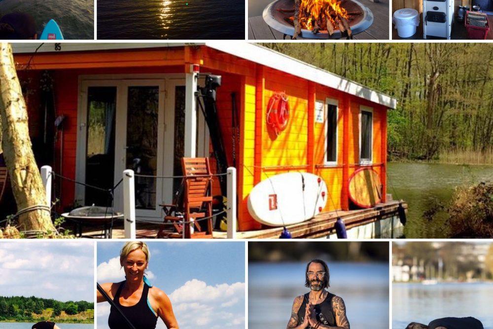 Sup & Yoga Hausboot